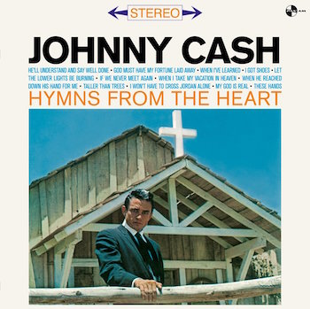 Cash ,Johnny - Hymns From The Heart + Bonus ( Ltd 180gr Lp)